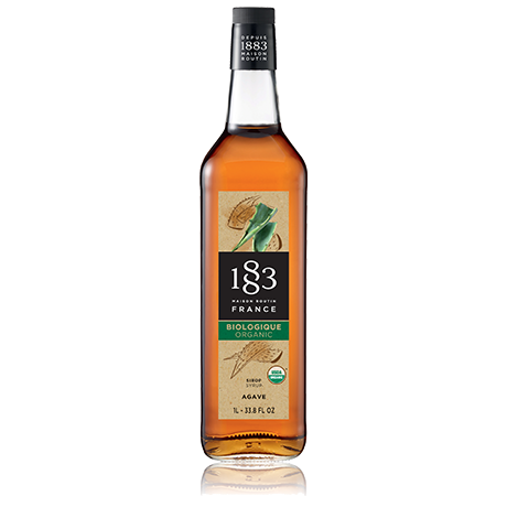 1883 maison routin organic agave nectar  | pure goods