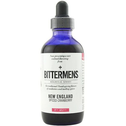 bittermens new england spiced cranberry bitters  | pure goods