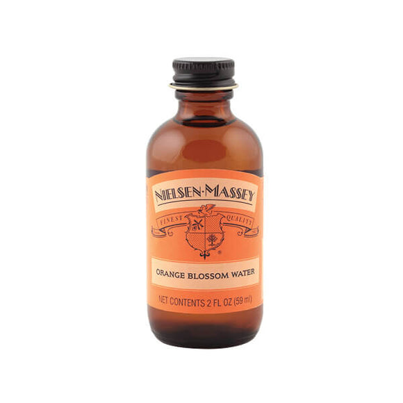 nielsen-massey orange blossom (flower) water  | pure goods
