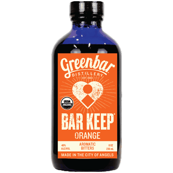 bar keep orange bitters  | pure goods