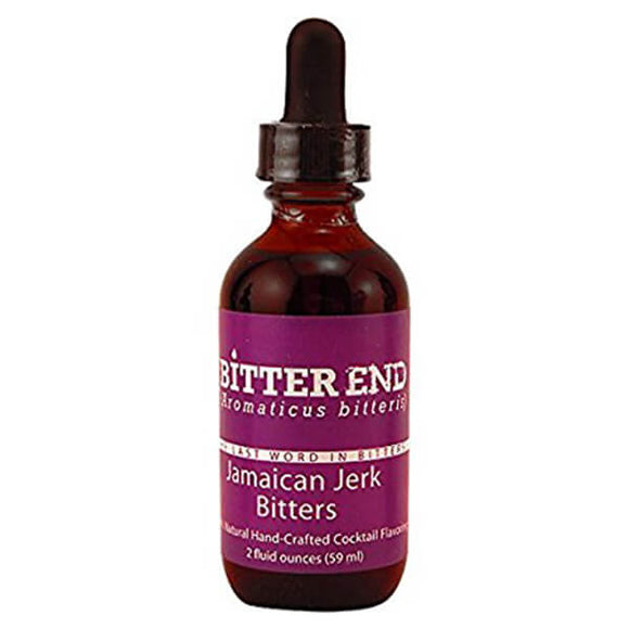 bitter end jamaican jerk bitters  | pure goods