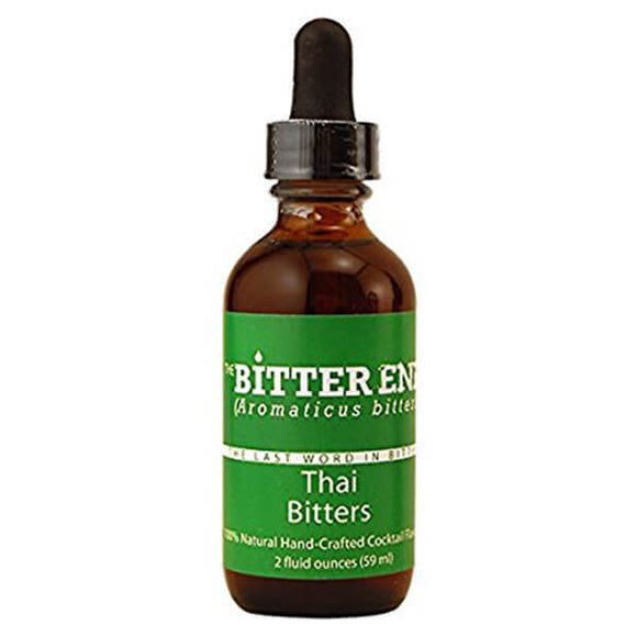 Bitter End Thai Bitters | Pure Goods