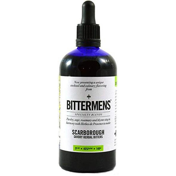 bittermens scarborough bitters  | pure goods