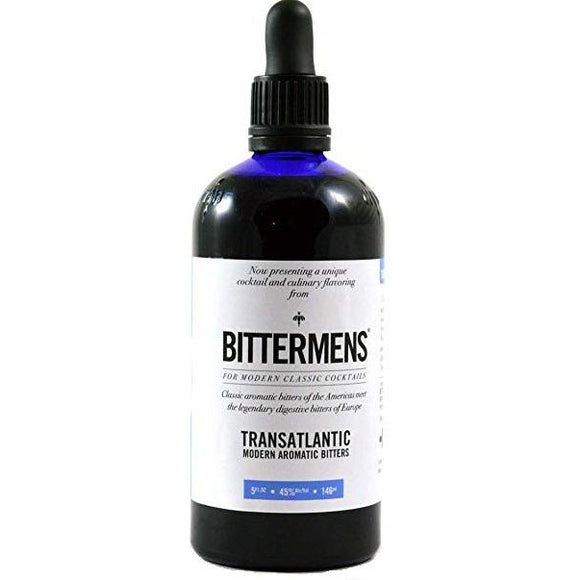 <html>Bittermens<br><b> Transatlantic Bitters</b></br> 5 fl.oz. Bottle</html>