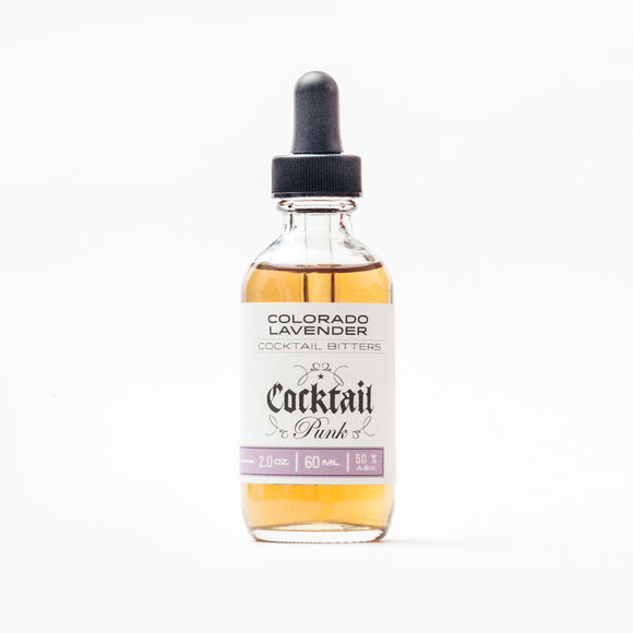 Cocktail Punk <br><b>Colorado Lavender </b></br>2 fl.oz. Bottle