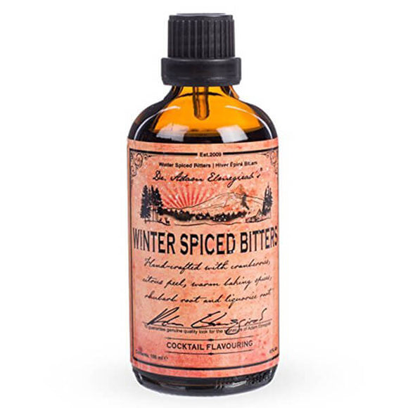 Dr. Adam Elmegirab's Winter Spice Bitters | Pure Goods