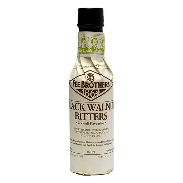 fee brothers black walnut bitters  | pure goods