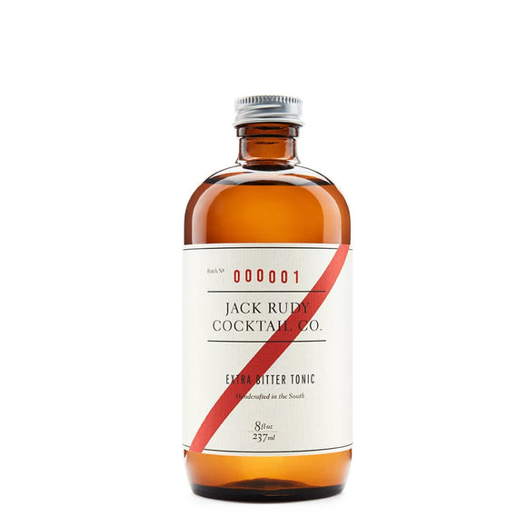 jack rudy extra bitter tonic  | pure goods