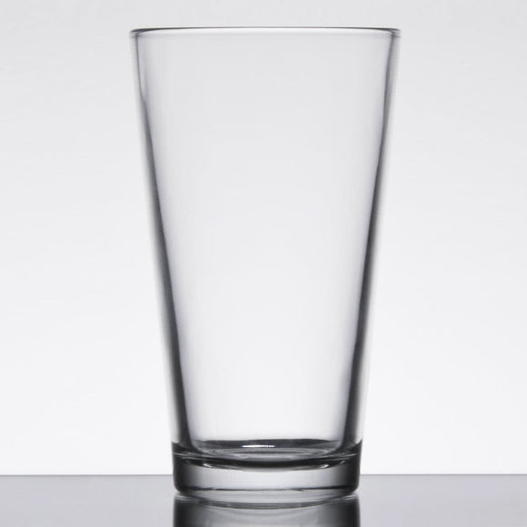 Pure Goods <br><b>Rim Tempered Pint Mixing Glass </b></br>16 fl. oz.