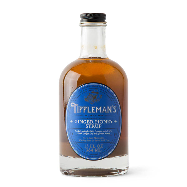 tippleman's ginger wildflower honey syrup  | pure goods