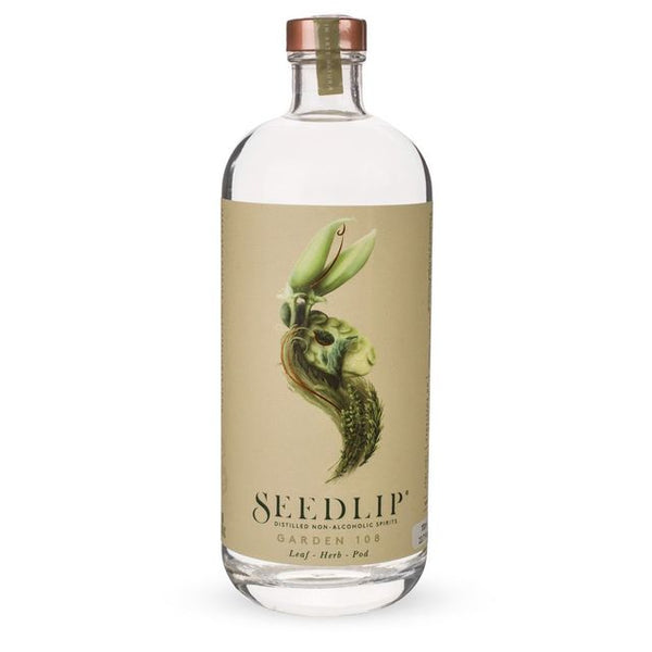 seedlip <br><b>garden 108 (herbal) </b></br>23.7 fl oz bottle