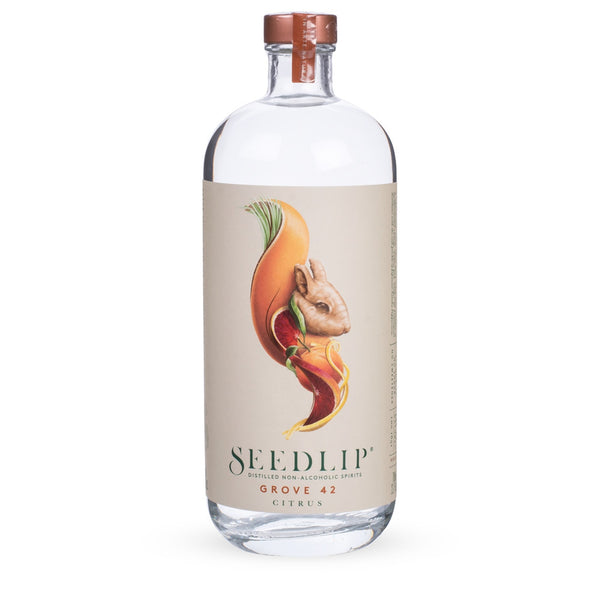 seedlip <br><b>grove 42 (citrus) </b></br>23.7 fl oz bottle