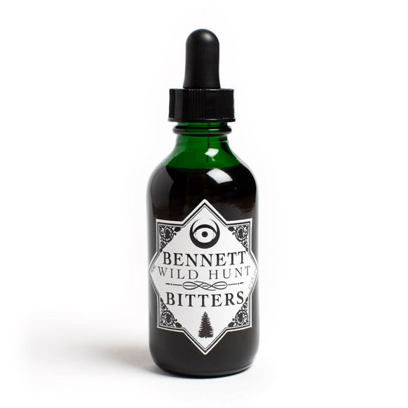 <html>Bennett Bitters<br><b>Wild Hunt</b></br>2 fl.oz. Bottle</html>