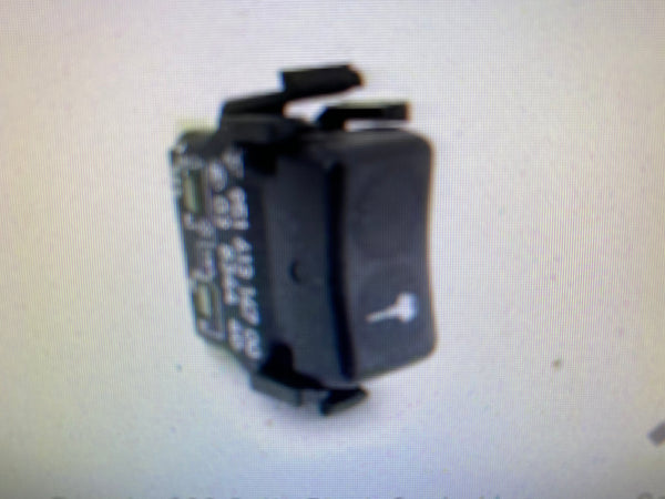 Central Locking Push Button Switch - 944 / 964 / 993