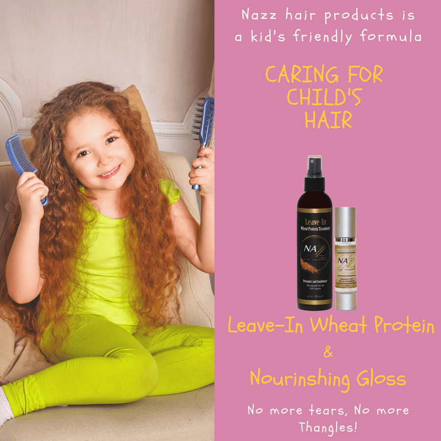 Touchable - Kid's Duo - Nazz Hair Products