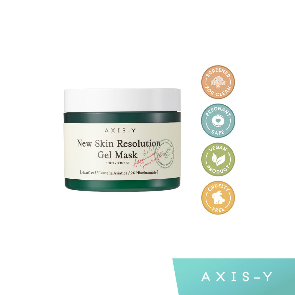 AXIS-Y New Skin Resolution Gel Mask