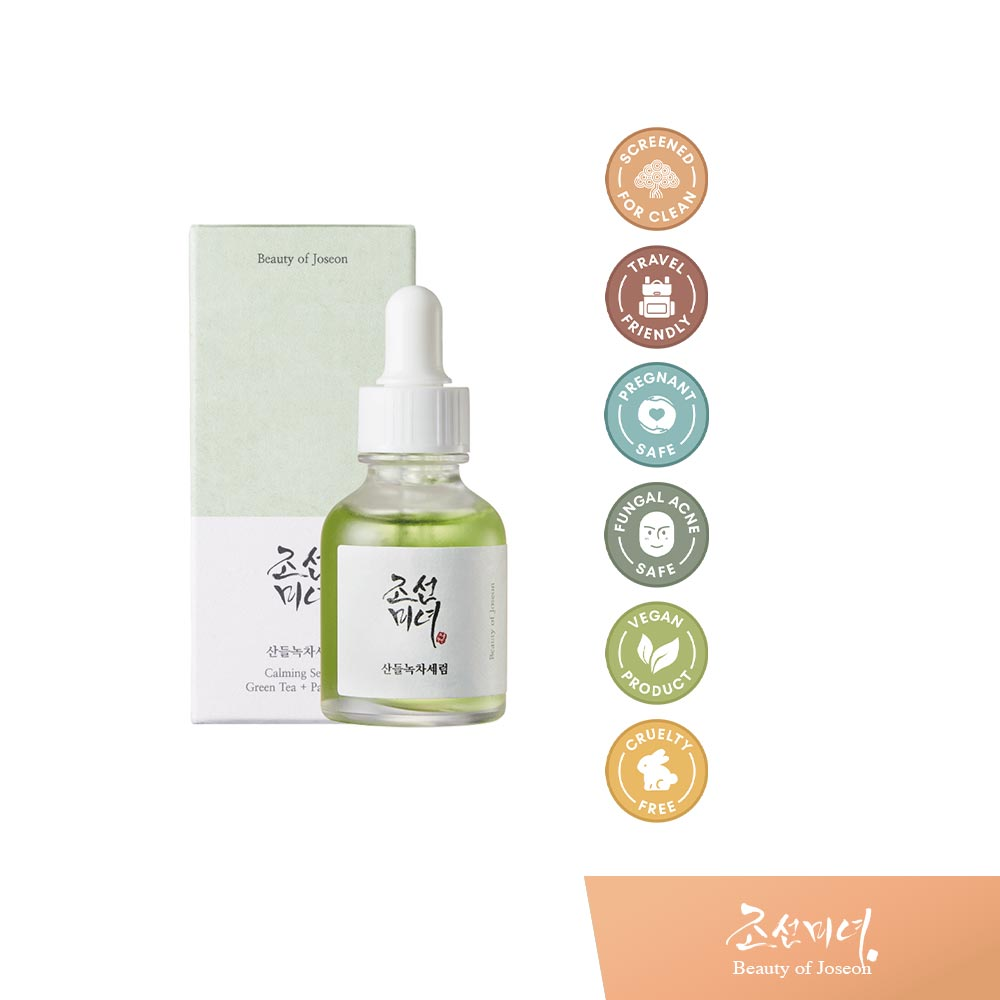 Beauty of Joseon Calming Serum: Green Tea + Panthenol