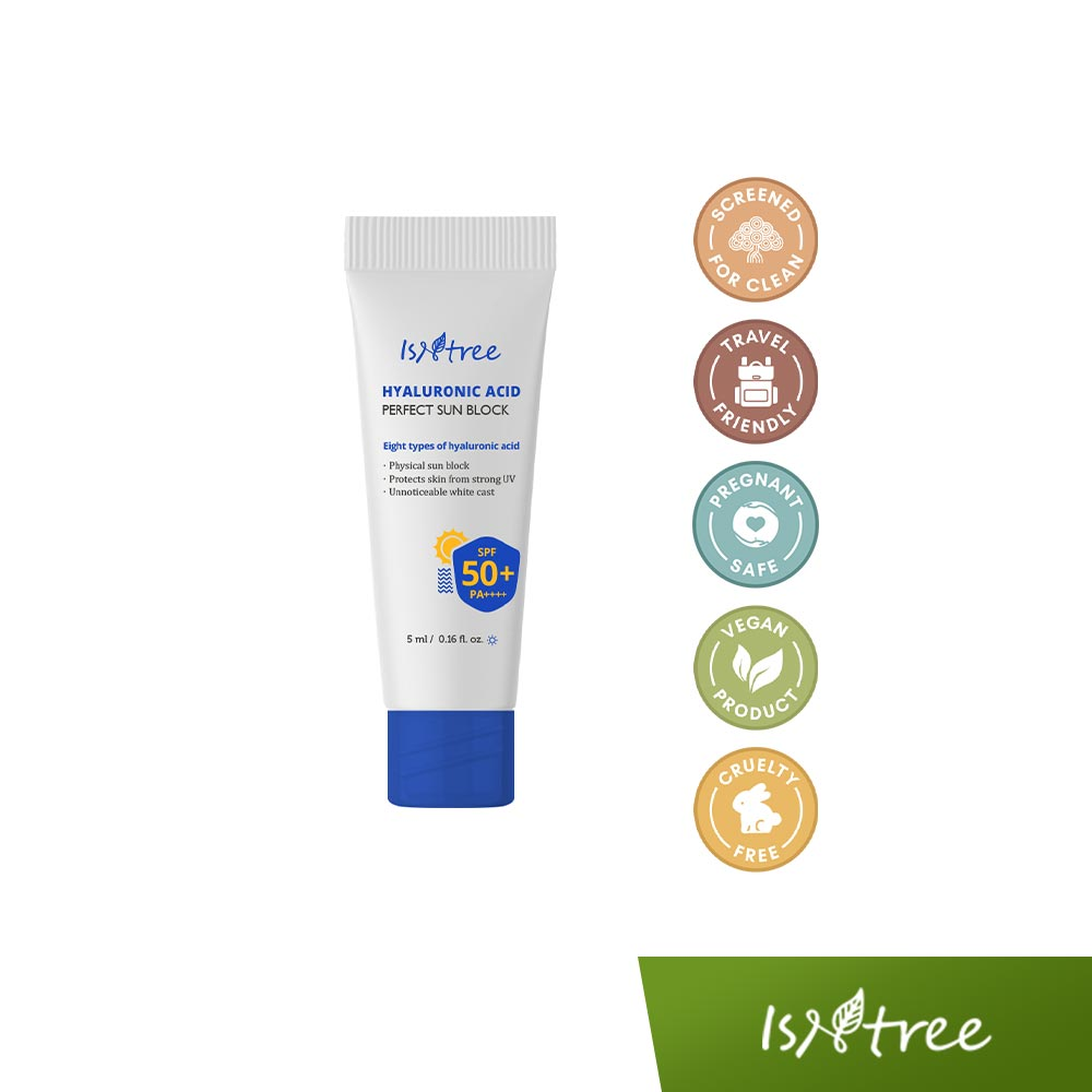 ISNTREE Hyaluronic Acid Perfect Sun Block 5ml