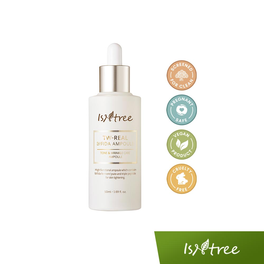 ISNTREE Tone + Wrinkle Real BIFIDA Ampoule