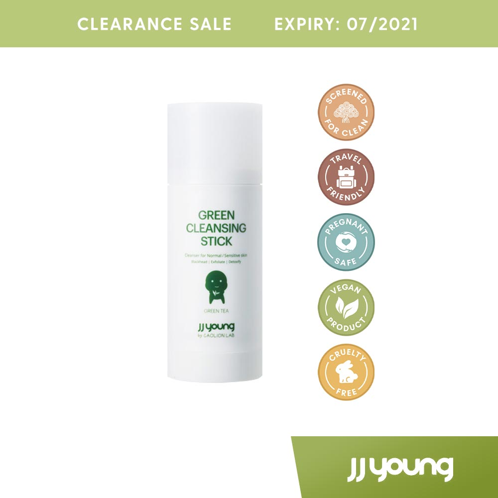 JJ YOUNG Green Cleansing Stick