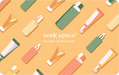 Seek Space Gift Sets PHP 500 SEEK SPACE GIFT CARD