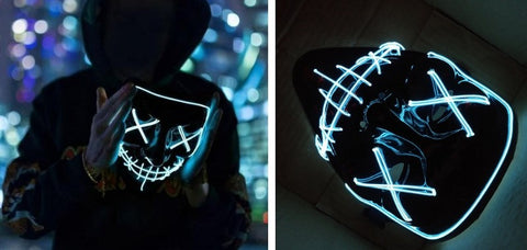 Purge LED Mask- republictrend.com