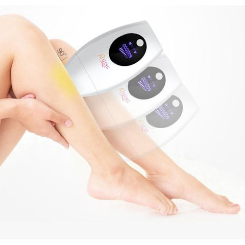 2 Sets of Skinly™ Laser Hair Removal at home