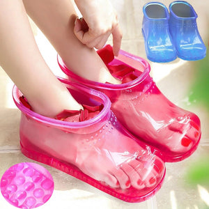 Accu-Therapy Foot Soak Massage Boots - republictrend.com