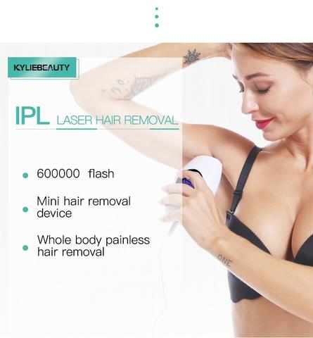 3 Sets of Skinly™ Laser Hair Removal at home