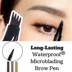 Waterproof Microblading Eyebrow Pen - republictrend.com