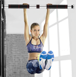 HomeFit™ Pull Up Bar, Chin Up Bar- republictrend.com
