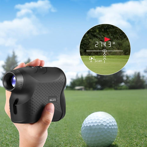 Laser Golf Range Finder