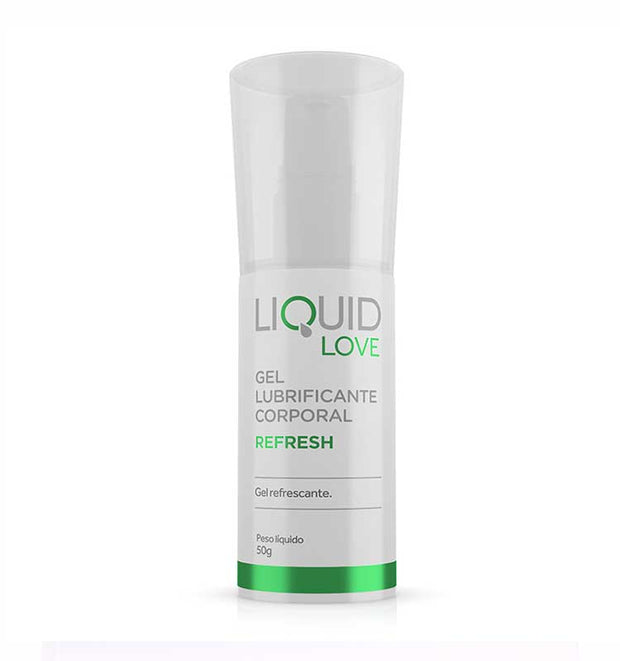 Liquid Love - Gel Lubrificante Corporal