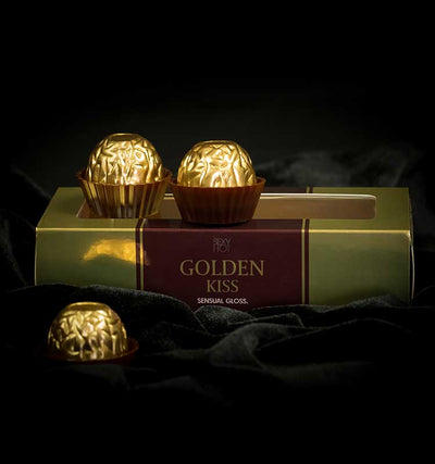 Golden Kiss - Sensual Gloss Beijável