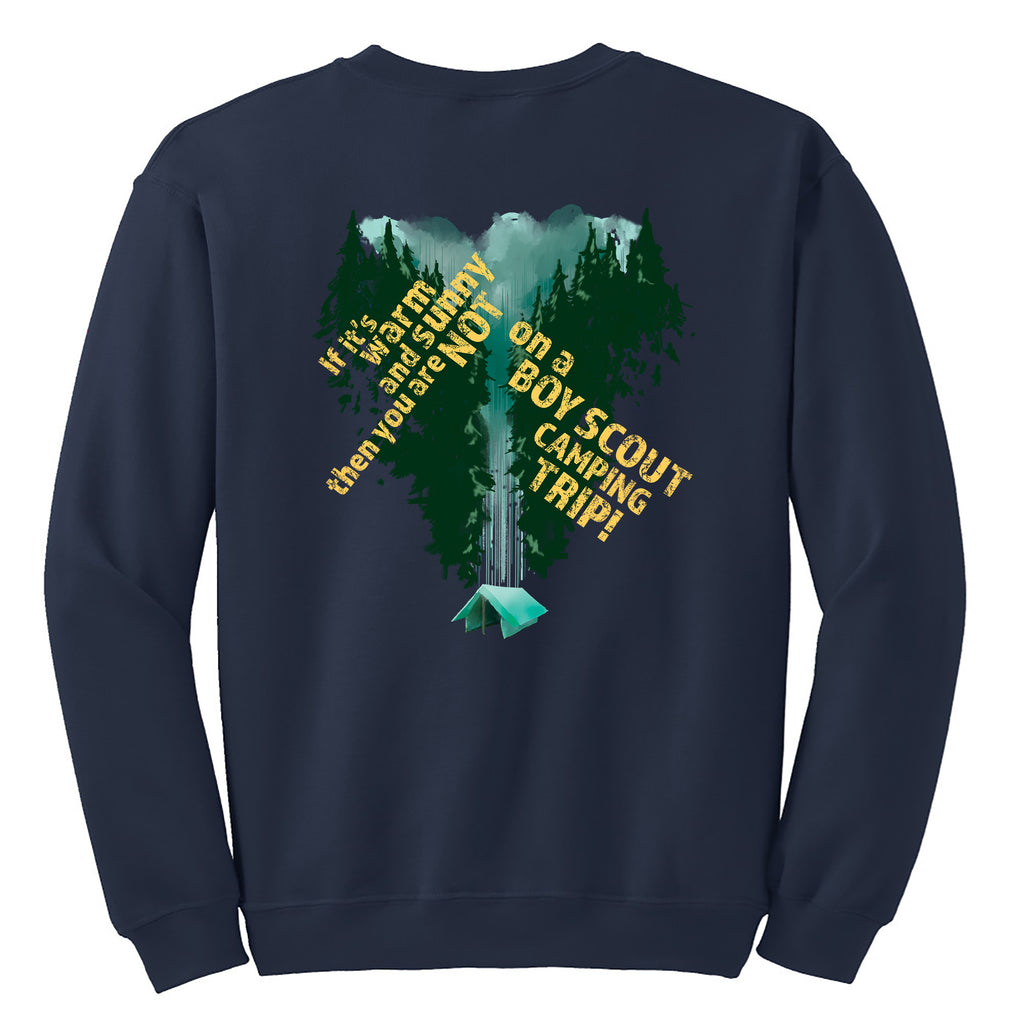 Troop 570 Group Order Youth Sweatshirt