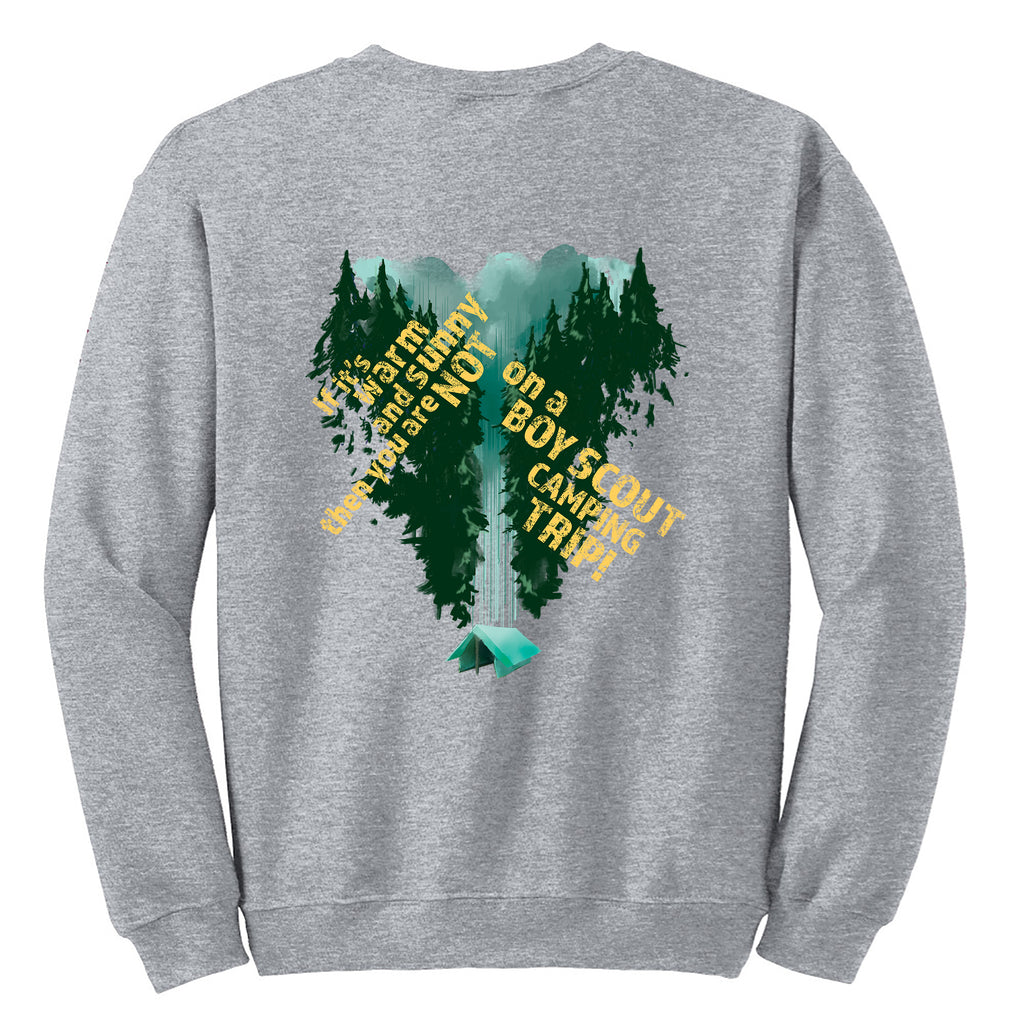Troop 570 Group Order Adult Sweatshirt