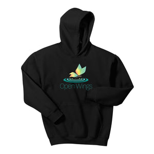 Open Wings On Demand Youth Hoodie