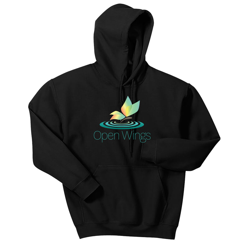 Open Wings Classic Adult Hoodie