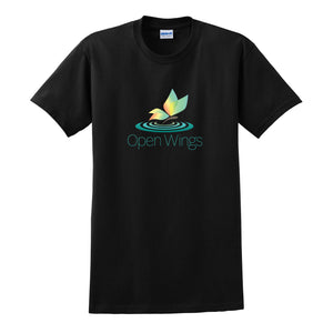 Open Wings On Demand Adult Essential Short Sleeve T