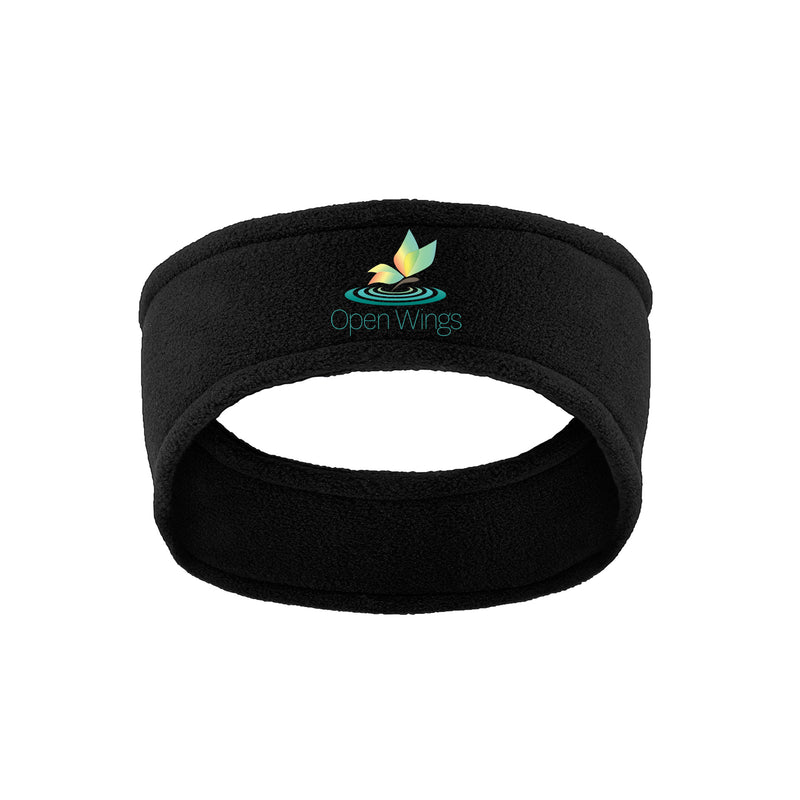 Open Wings On Demand Fleece Headband
