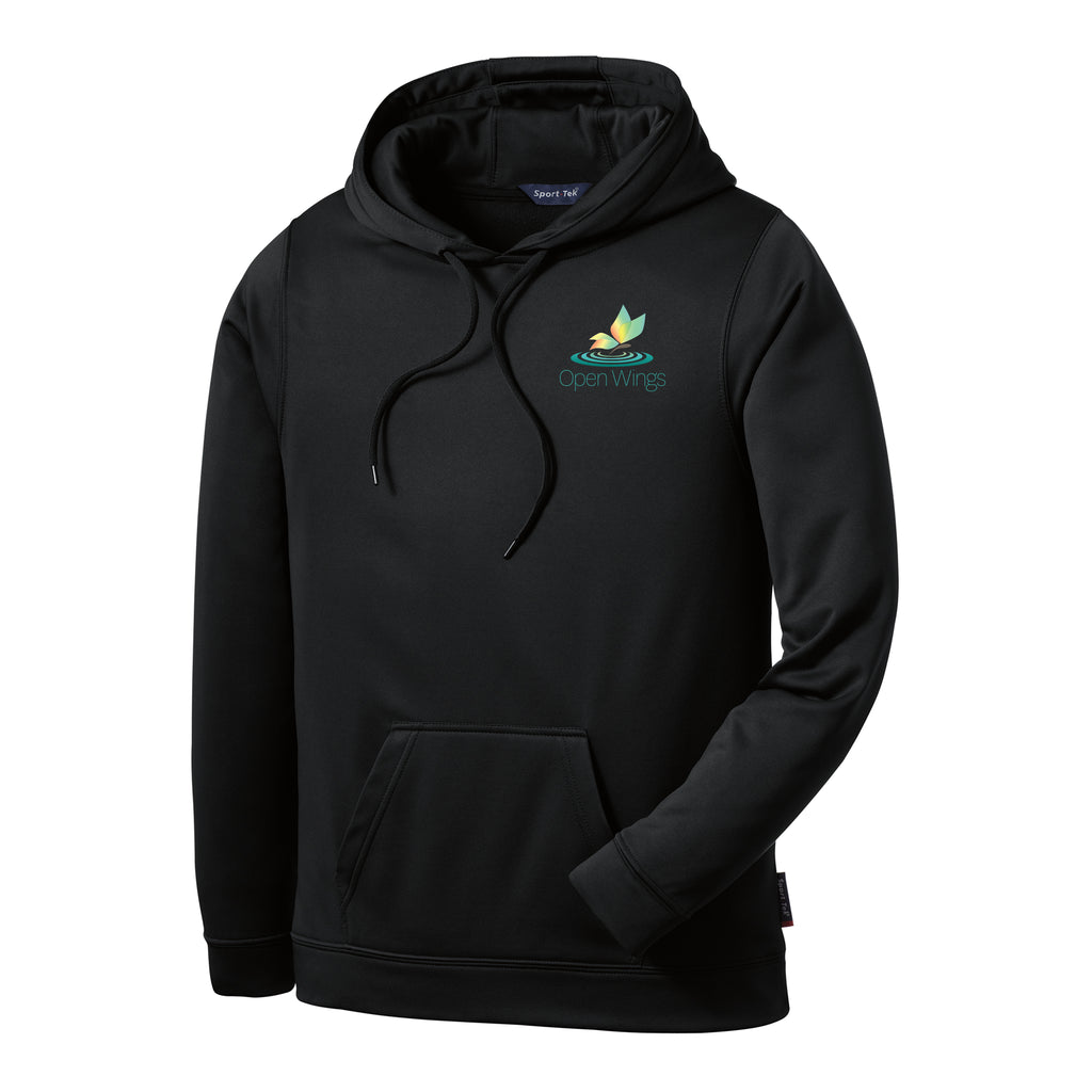Open Wings On Demand Adult Sport-Wick® Hoodie