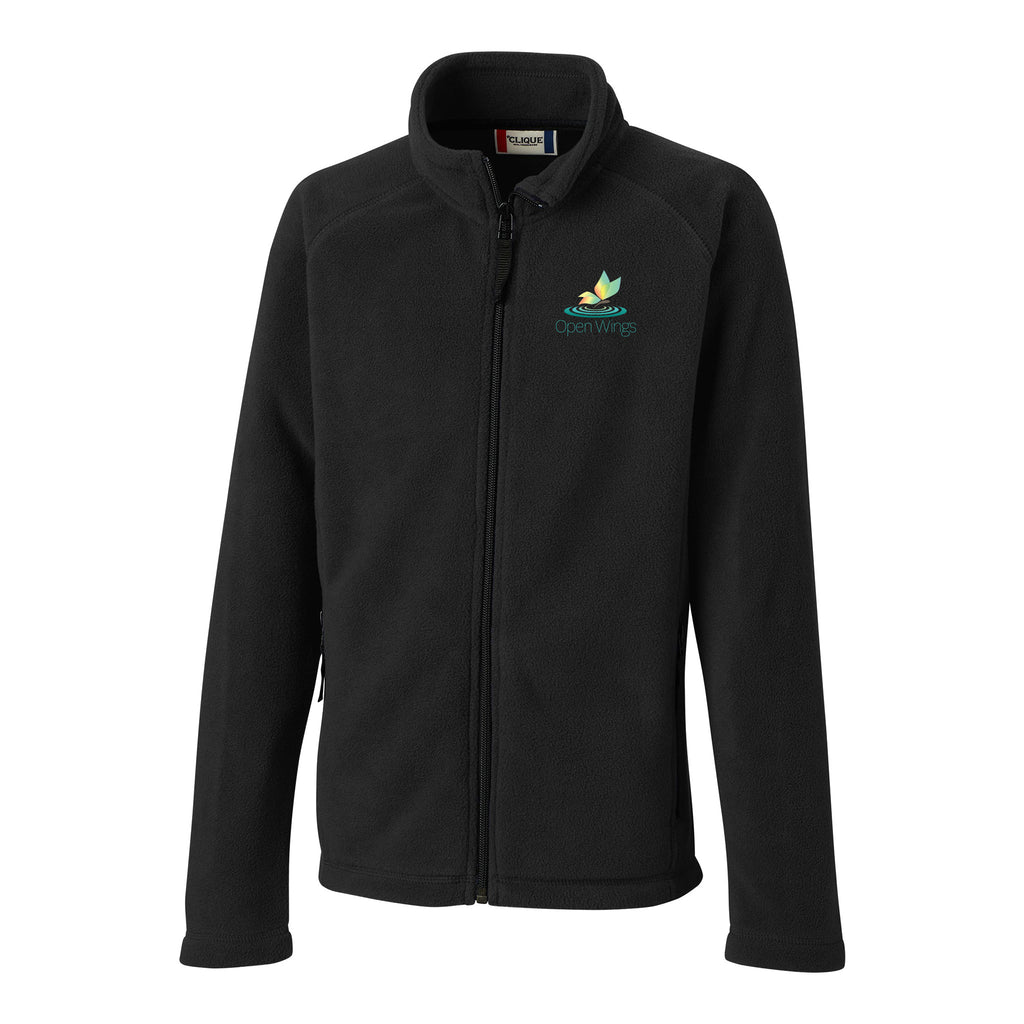 Open Wings On Demand Youth Microfleece Jacket