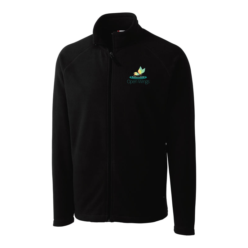 Open Wings Classic Adult Full Zip Microfleece Jacket