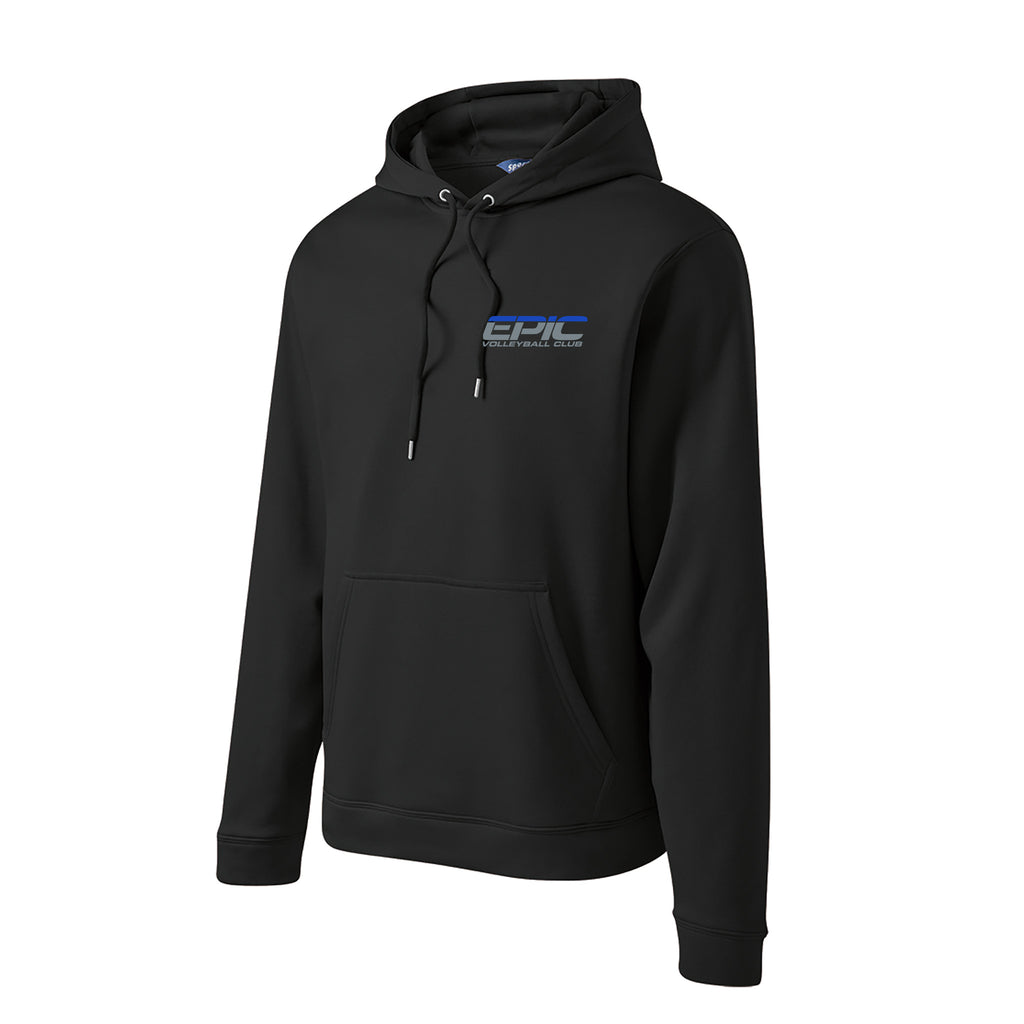 EPIC VB On Demand Sport-Wick® Hoodie Adult  (3 colors)