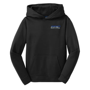 EPIC VB On Demand Sport-Wick® Hoodie Youth (3 Colors)