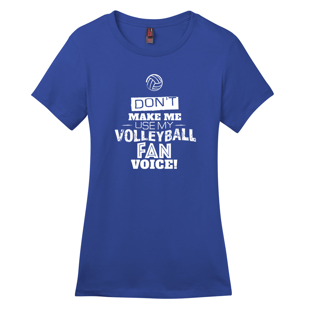 EPIC VB On Demand Volleyball Voice T-Shirt Ladies
