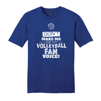 EPIC VB On Demand Volleyball Voice T-shirt Adult