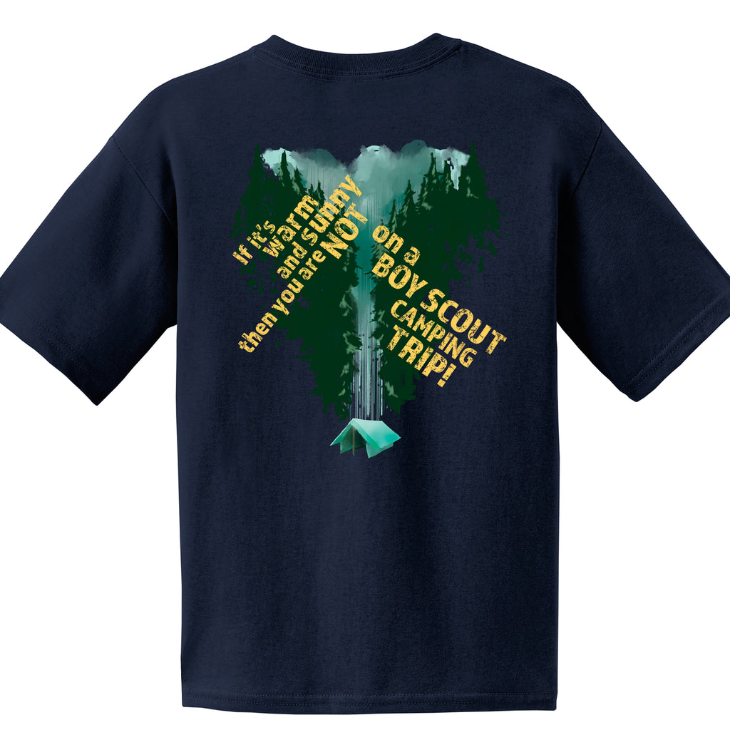Troop 570 Group Order Youth T-shirt