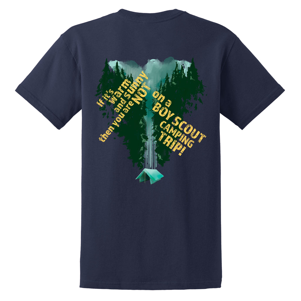 Troop 570 Group Order Adult T-shirt