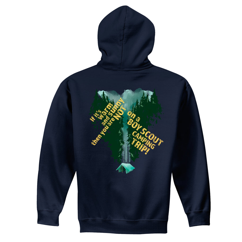 Troop 570 Group Order Youth Hoodie